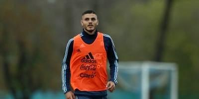 Salvio e Acuña vão jogar com Messi