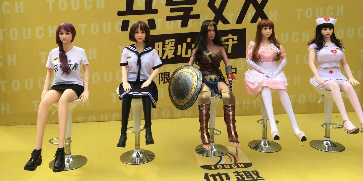 """Llega a la casa """"precalentada"""": ahora puedes arrendar una muñeca sexual en China y te la entregan a domicilio"""
