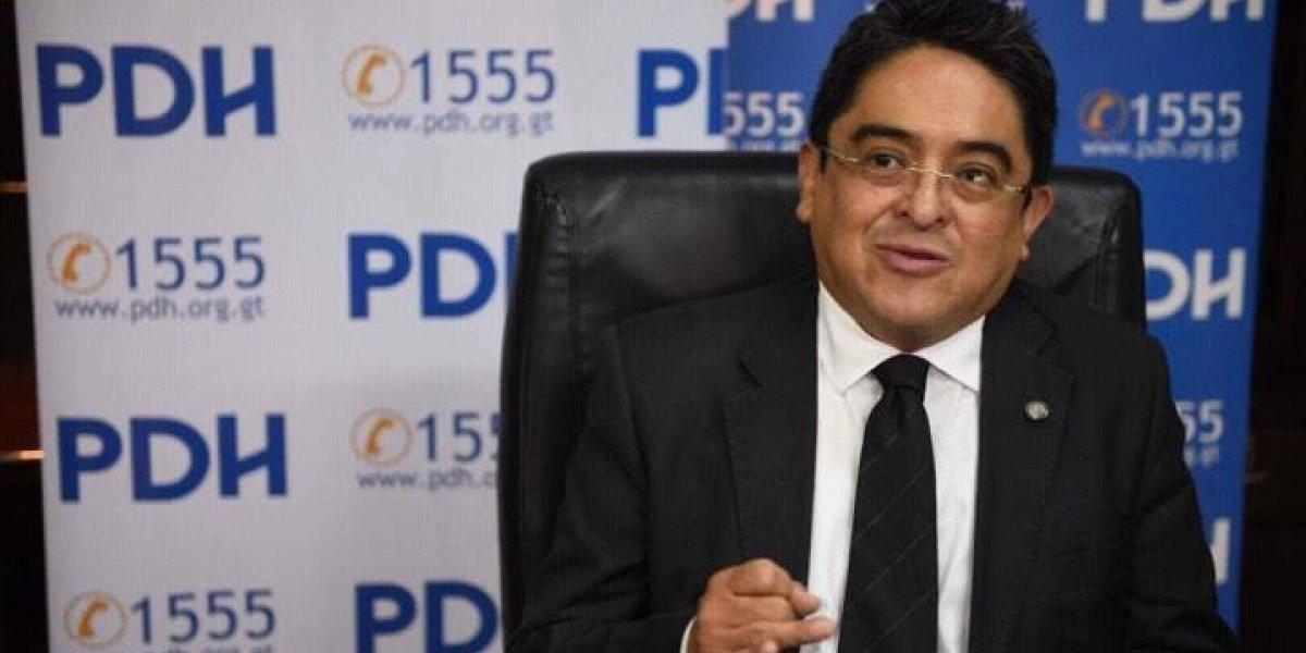 PDH se pronuncia sobre devolución de bono, cancelación de desfile, manifestaciones y la CC