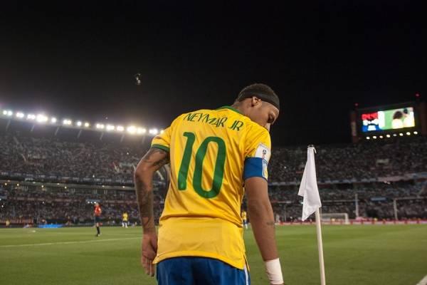 Brasil sufriría importante baja para duelo ante Chile en Eliminatorias