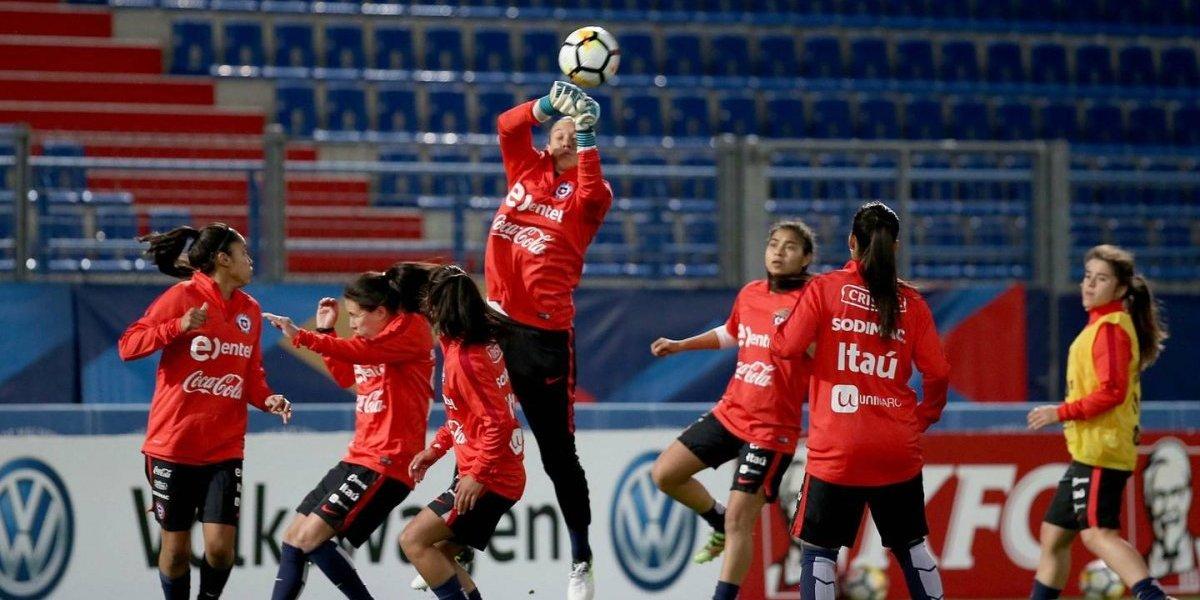 ¿Cuándo y a qué hora juega la Roja femenina ante Francia?