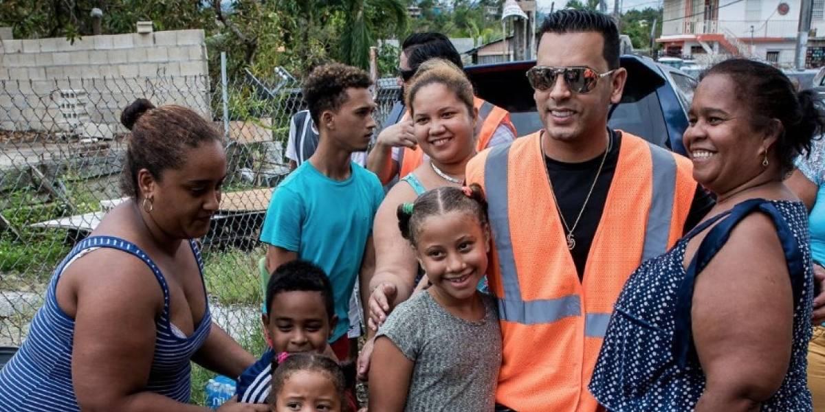 """Tito """"El Bambino"""" convoca caravana de bondad"""