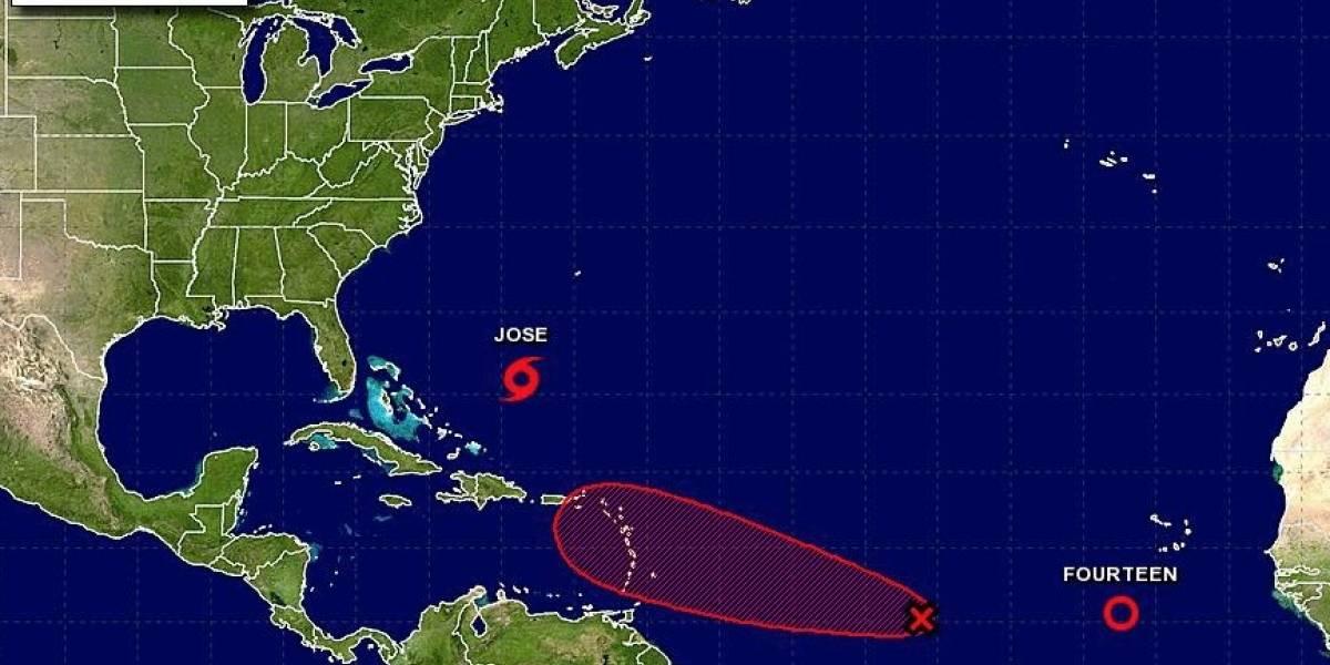 Otro sistema atmosférico amenaza a P.R. y el Caribe