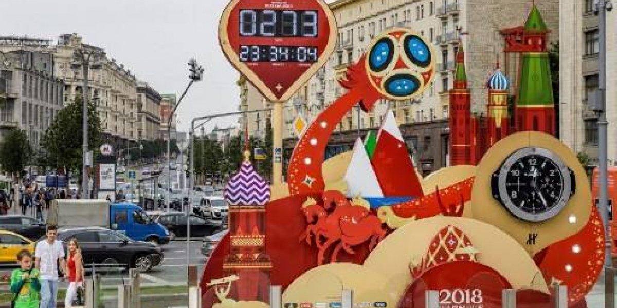 La FIFA revela cómo será el sorteo del Mundial de Rusia 2018