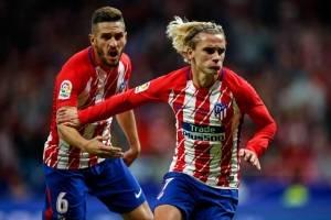 Atlético Madrid venció 1-0 al Málaga en la inauguración del Wanda Metropolitano / Foto: AFP