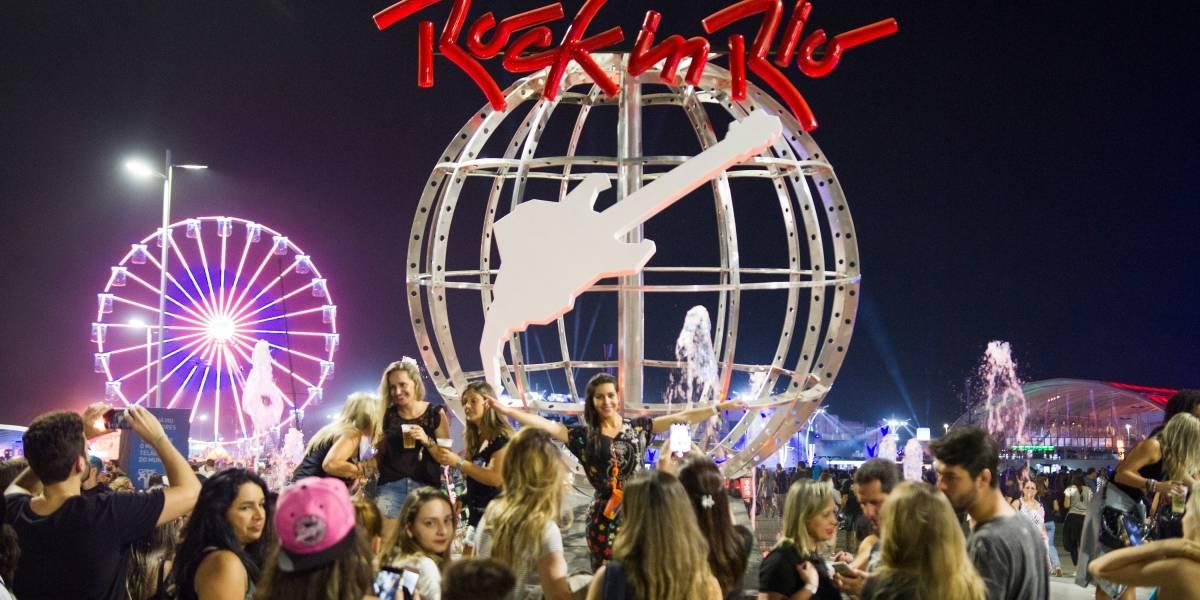 Vendas do Rock in Rio Card começam nesta segunda