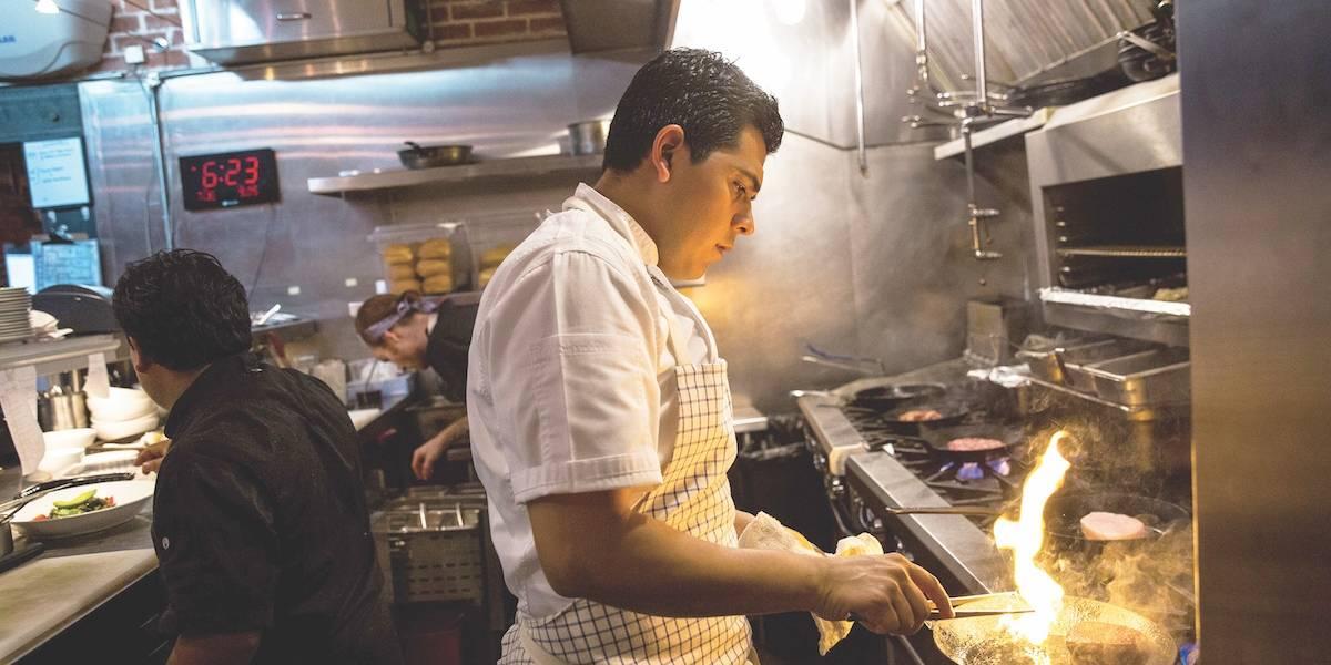 Los sueños de un chef indocumentado corren peligro por Trump