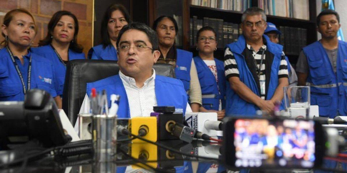 Human Rights Watch le pide a los diputados no destituir al PDH