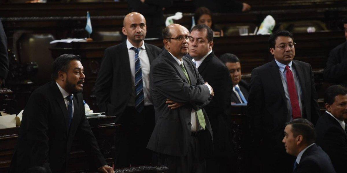 Juez emplaza al MP por petición del diputado Blanco