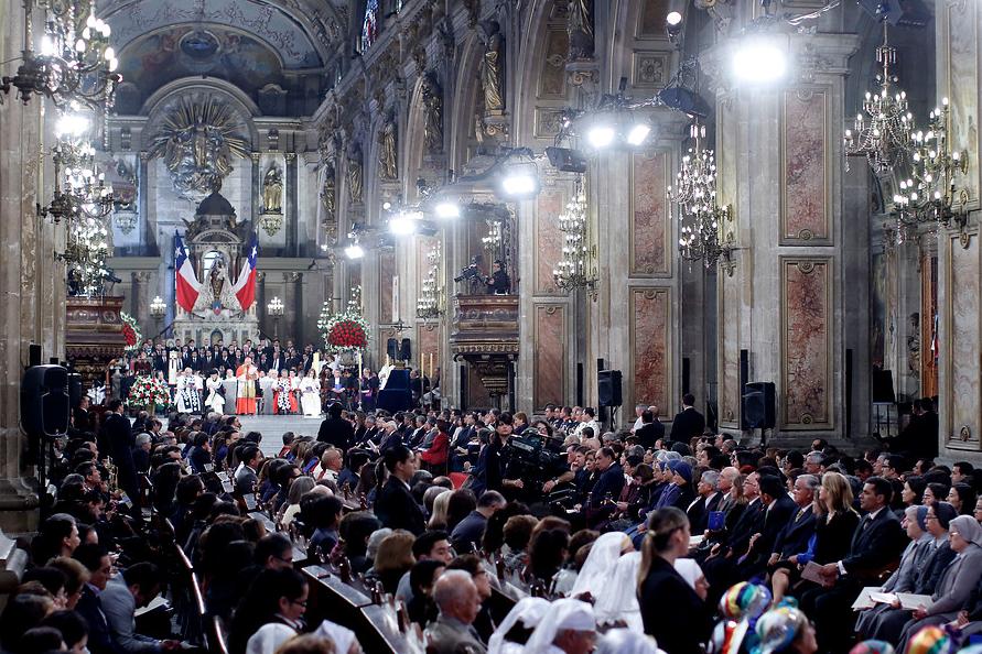 Arzobispado recordó rol de Salvador Allende en el origen del Te Deum Ecuménico