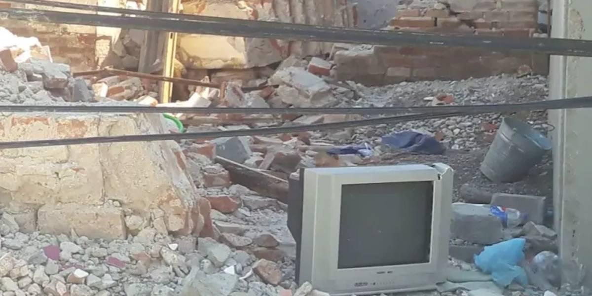 La televisión, no hay dónde conectarla…