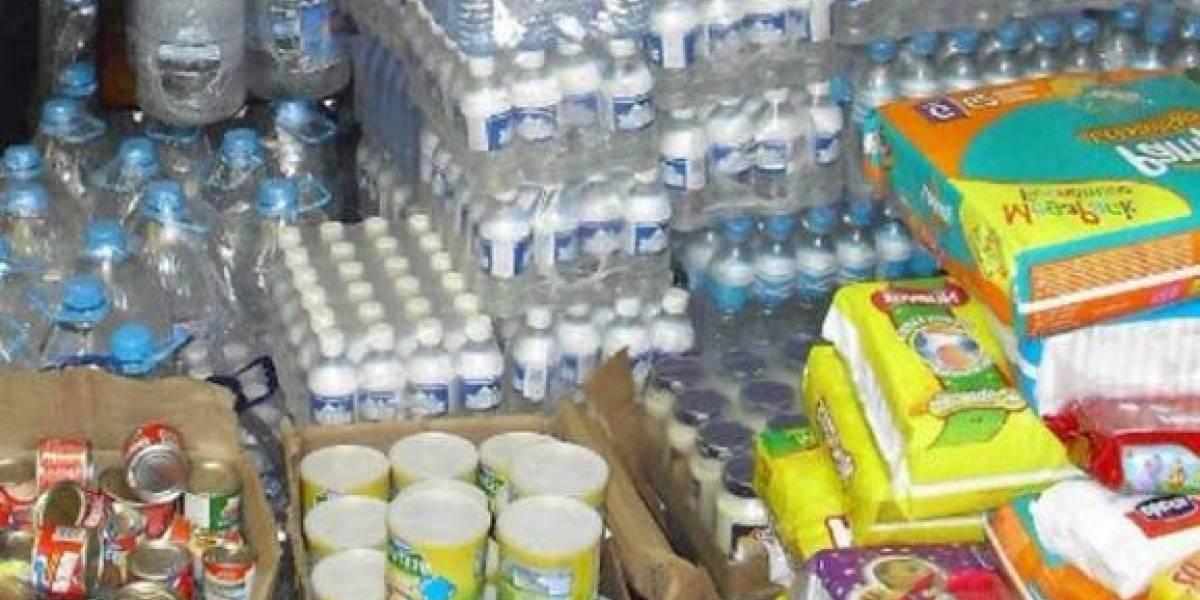 Habilitan centro de acopio en San Lorenzo para ayudar a islas hermanas