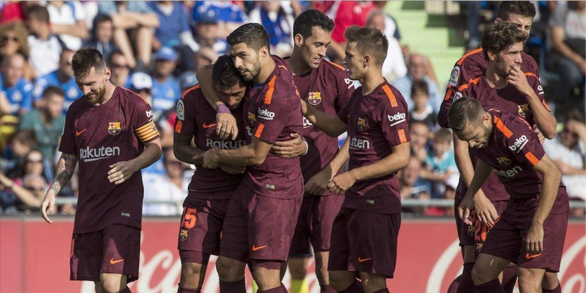 El fichaje más caro del Barcelona se lesiona casi en el mismo lugar que Neymar