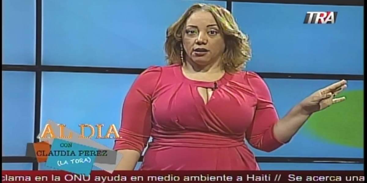 """Comisión Nacional de Espectáculos suspende a """"La Tora"""" por 30 días"""