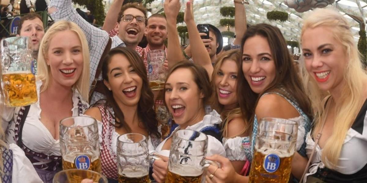 EN IMÁGENES. Comienza la 184 edición de la fiesta de la cerveza en Múnich