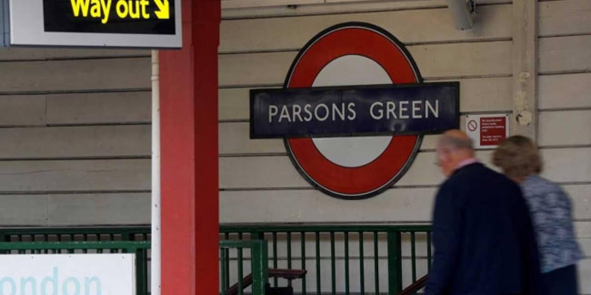 Arrestan a joven de 18 años como implicado en bomba de Londres