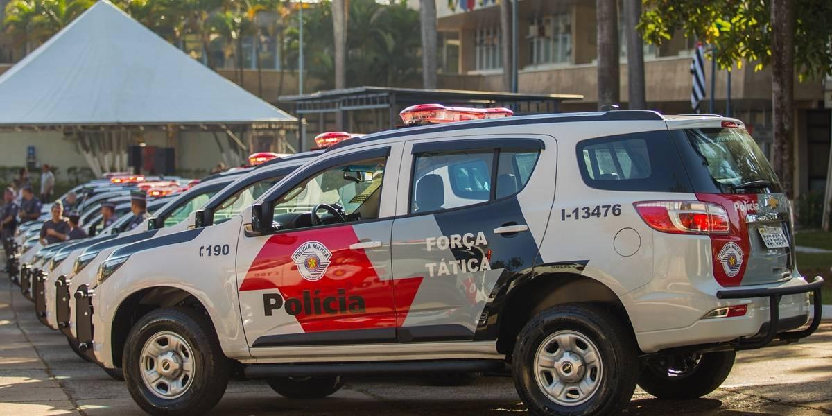 A cada 2 dias, 7 policiais feridos são afastados do trabalho no Estado de SP