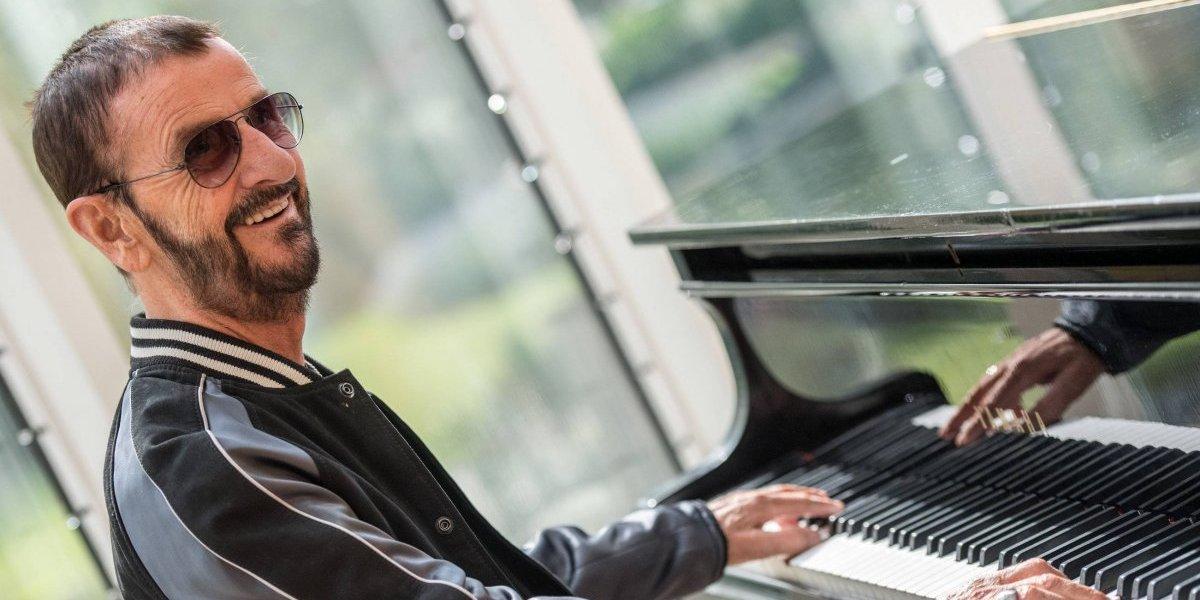 Ringo Starr lanza nuevo álbum con la participación de Paul McCartney