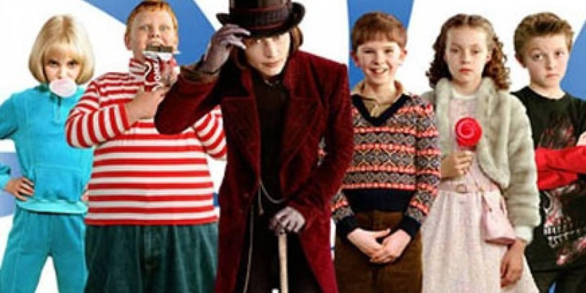 Así lucen ahora los niños de Charlie y la Fábrica de Chocolates