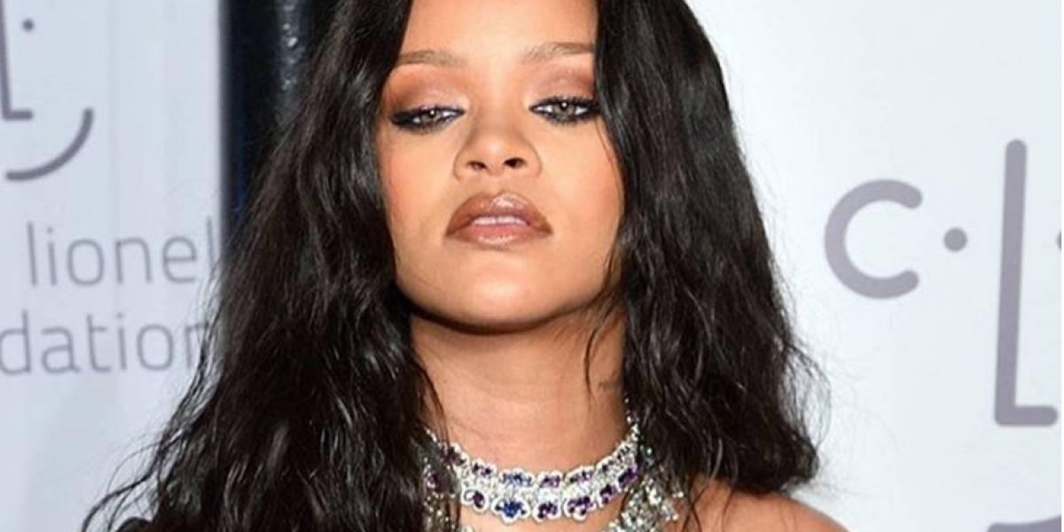 Rihanna recauda 840 mil dólares para su fundación benéfica