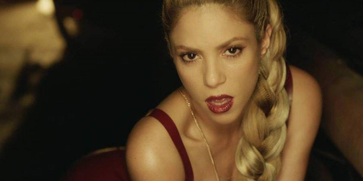 """VIDEO. Shakira estrenó """"Perro Fiel"""" con la participación de Nicky Jam"""