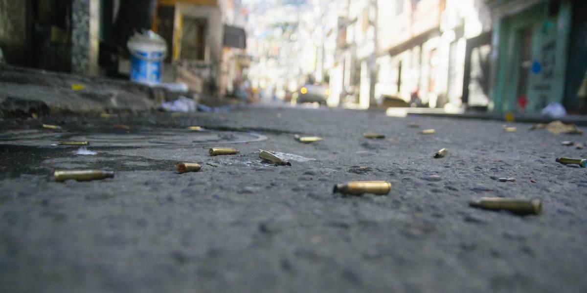 Confronto no Caju deixa sete mortos no Rio