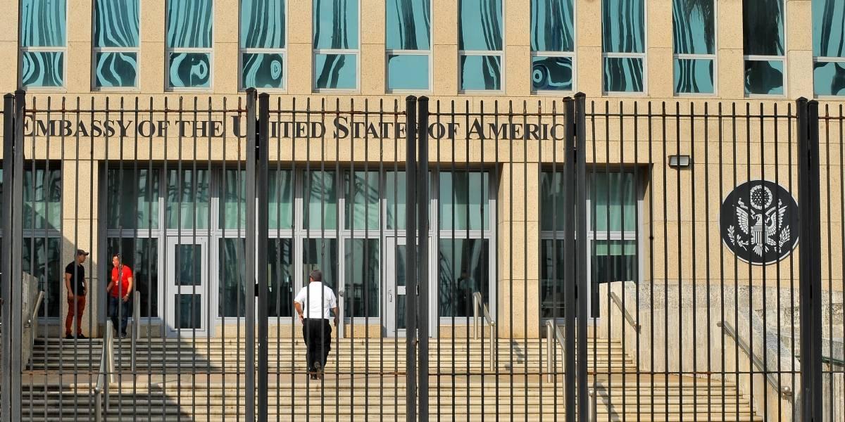Washington ordena a sus diplomáticos salir de Cuba