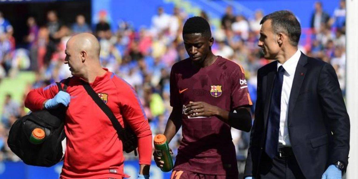 El Barcelona pierde por cuatro meses a su nueva joya por grave lesión