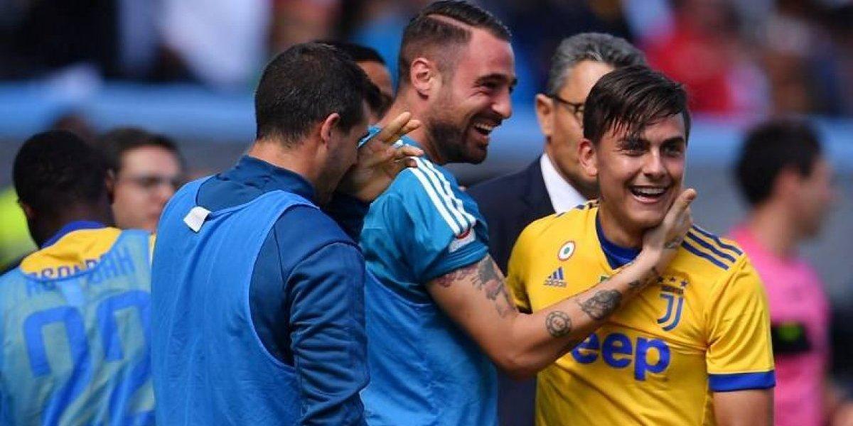 El argentino Paulo Dybala volvió a ser la gran figura en la victoria de la Juventus