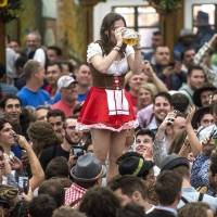 184rd Oktoberfest in Munich