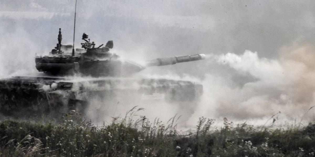 """Rusia despliega potente armamento en maniobras contra """"Occidente"""""""