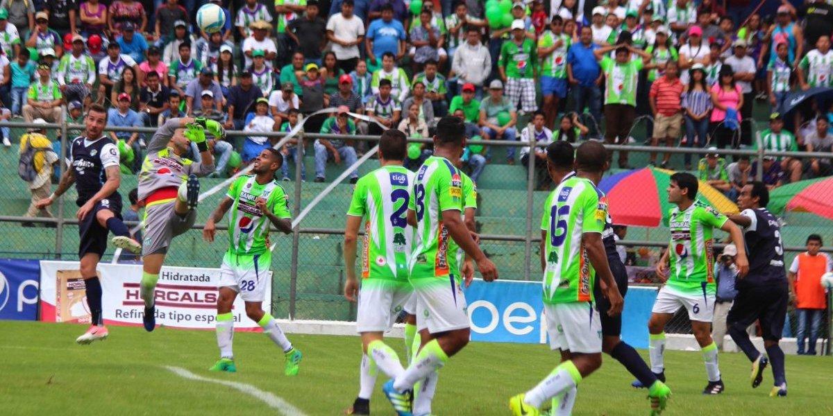 Los cremas alargan contra Antigua GFC su racha sin victorias en el Torneo Apertura 2017