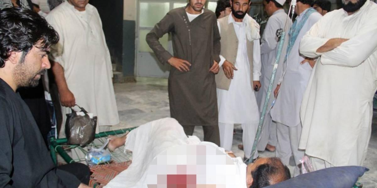 Atentado en un mercado de Afganistán deja cuatro muertos