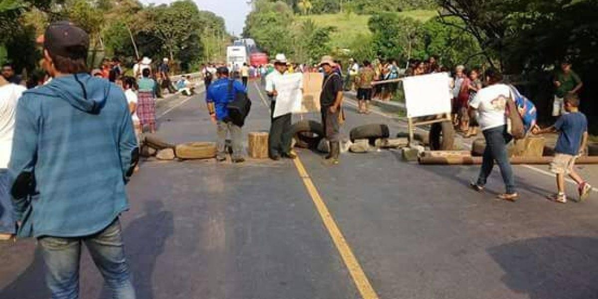 Estas son las rutas que bloqueará la dirigencia de los 48 cantones de Totonicapán