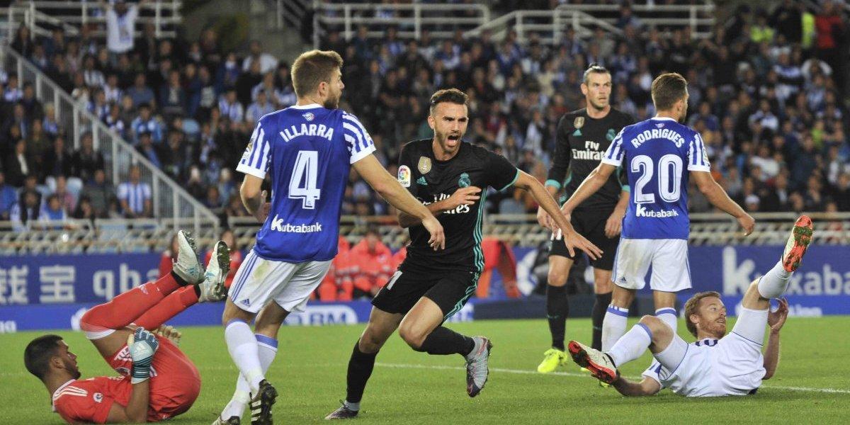 Real Madrid gana con Mayoral; Muriel pone segundo al Sevilla