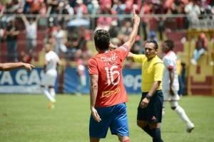 Gol de Kamiani contra Malacateco
