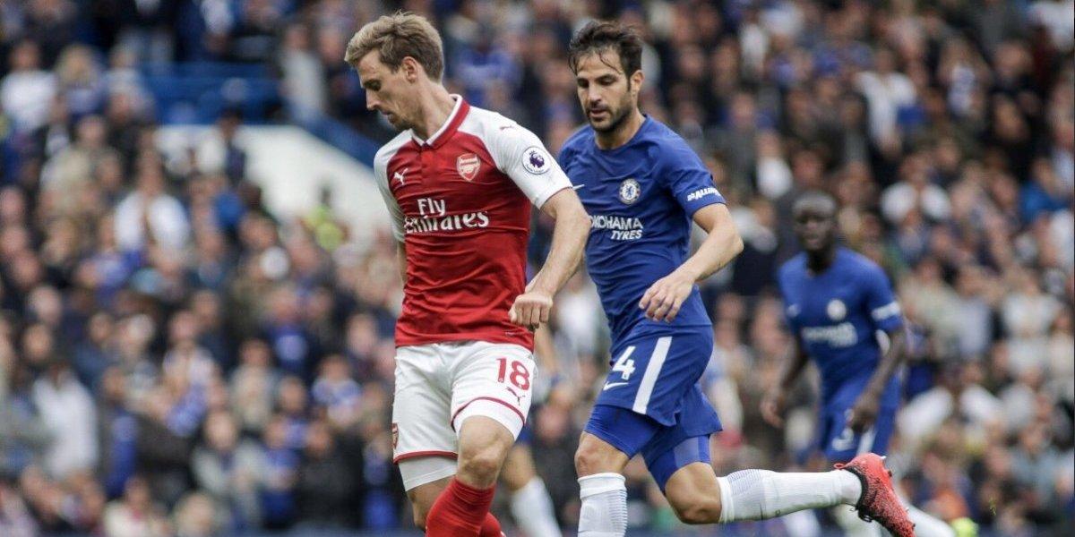 Un Arsenal invencible reparte puntos ante el Chelsea
