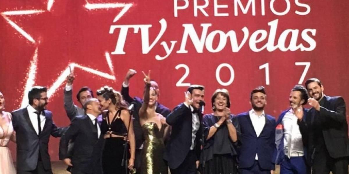Estos son los ganadores de los premios TVyNovelas 2017