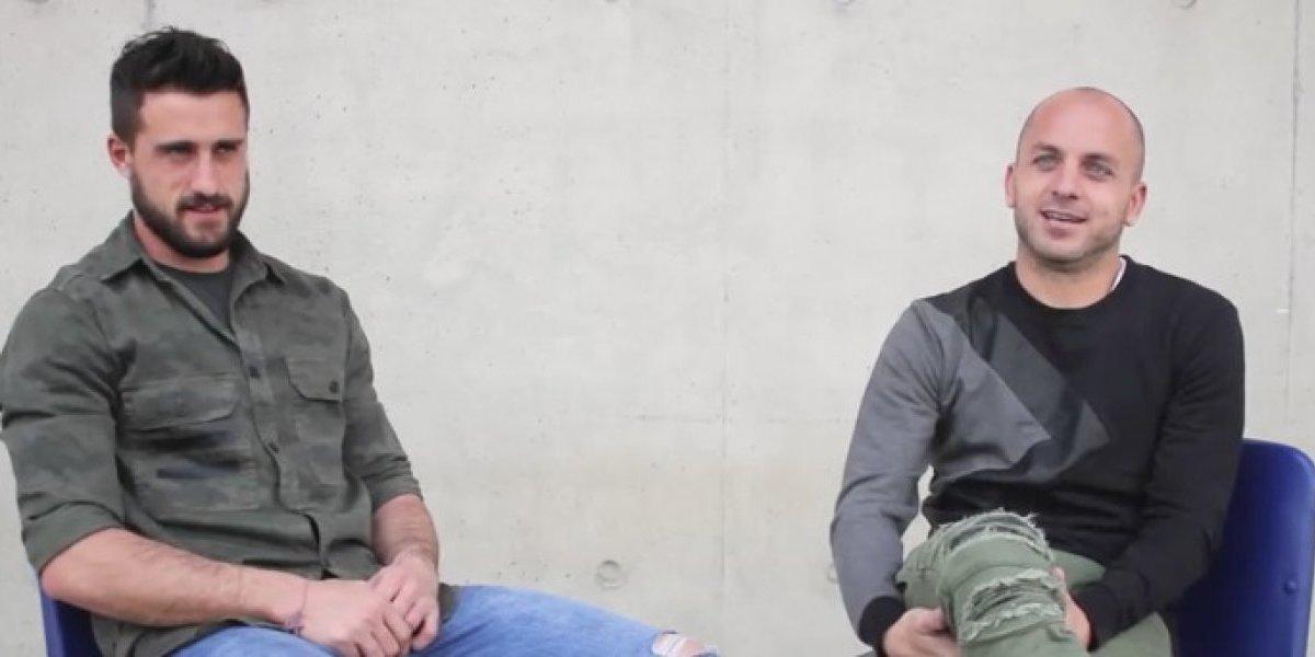 """Gustavo Lorenzetti y Fernando De Paul enfrentados a particular """"prueba"""" en Universidad de Chile"""