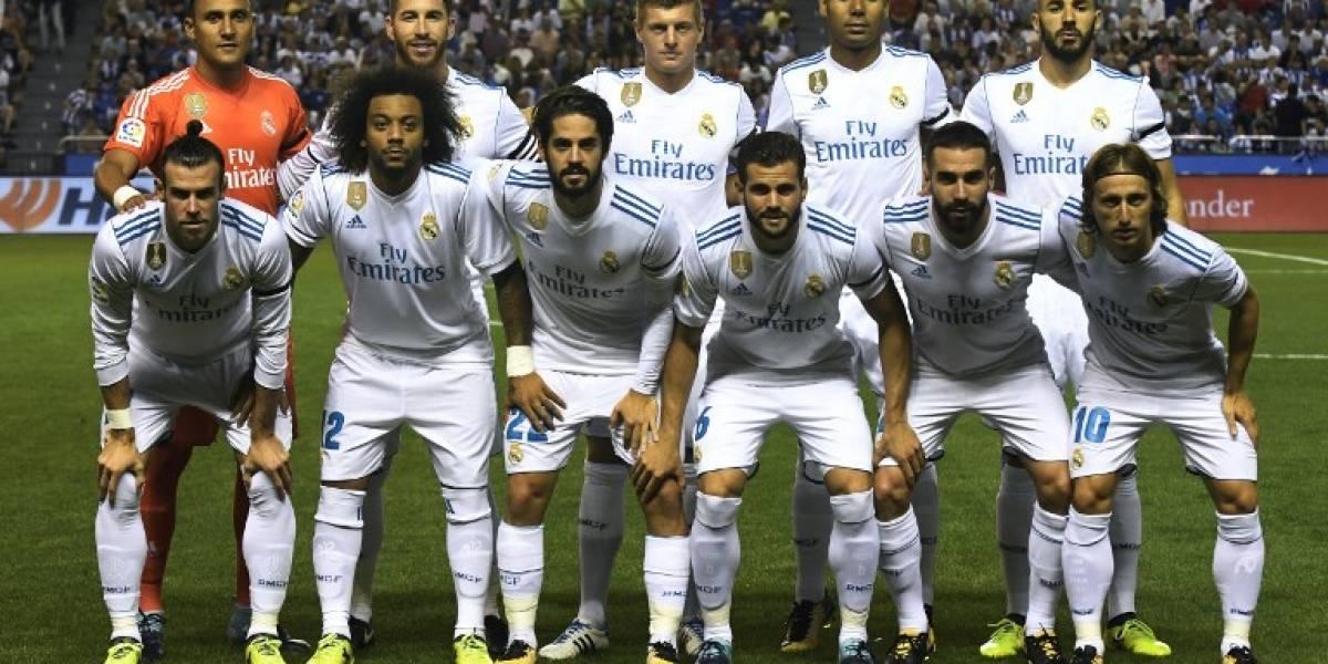 El Real Madrid renueva a otro de suspilares defensivos hasta 2022