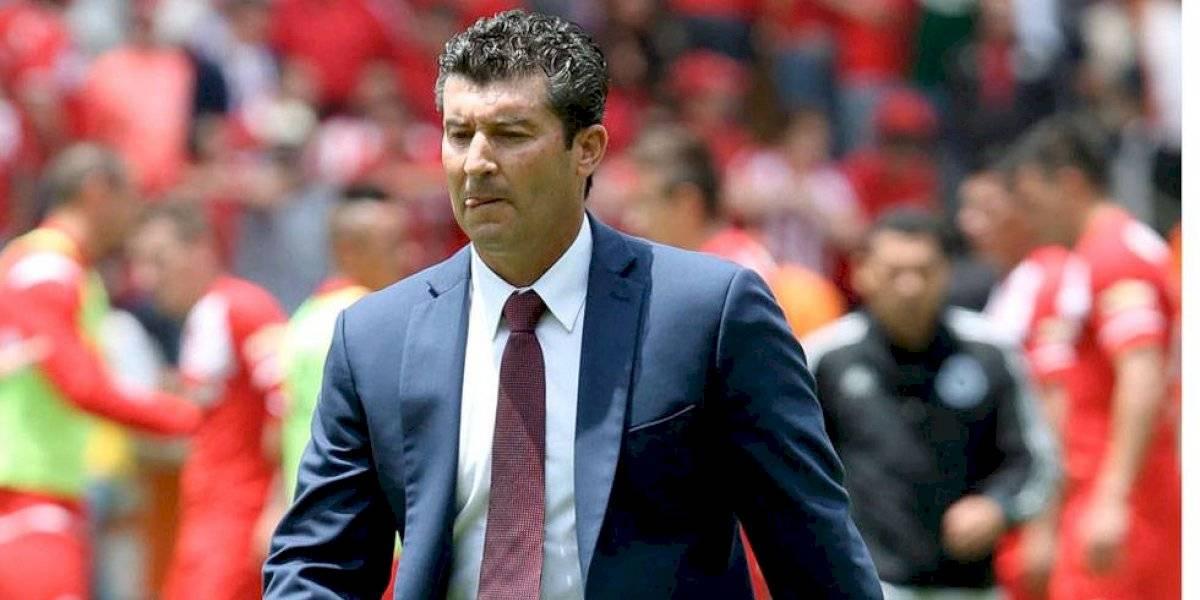 'Chepo' de la Torre es nuevo entrenador del Toluca FC