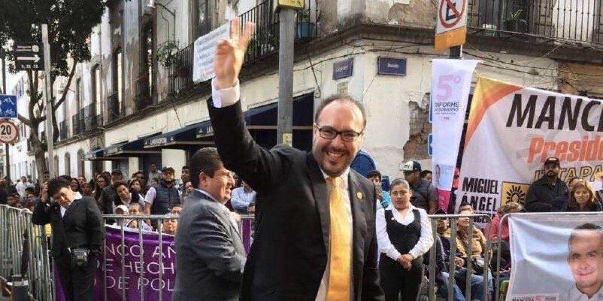 """Confunde Toledo con """"Atlacomulco"""" a diputado de Morena"""