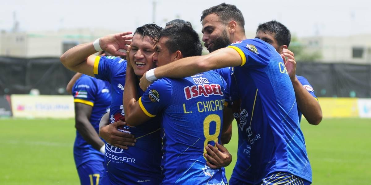 Uruguayos y paraguayo reforzarán a Delfín en debut en Libertadores