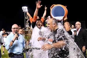 Sultanes campeones 2017 Doble A