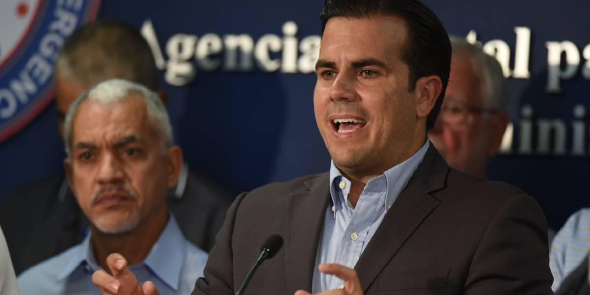 Minuto a minuto: Conferencia de prensa del Gobernador sobre huracán María