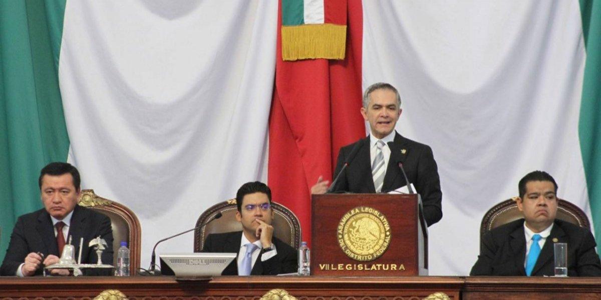 5to Informe: Mancera 'dice adiós' a la CDMX y se enfila a 2018