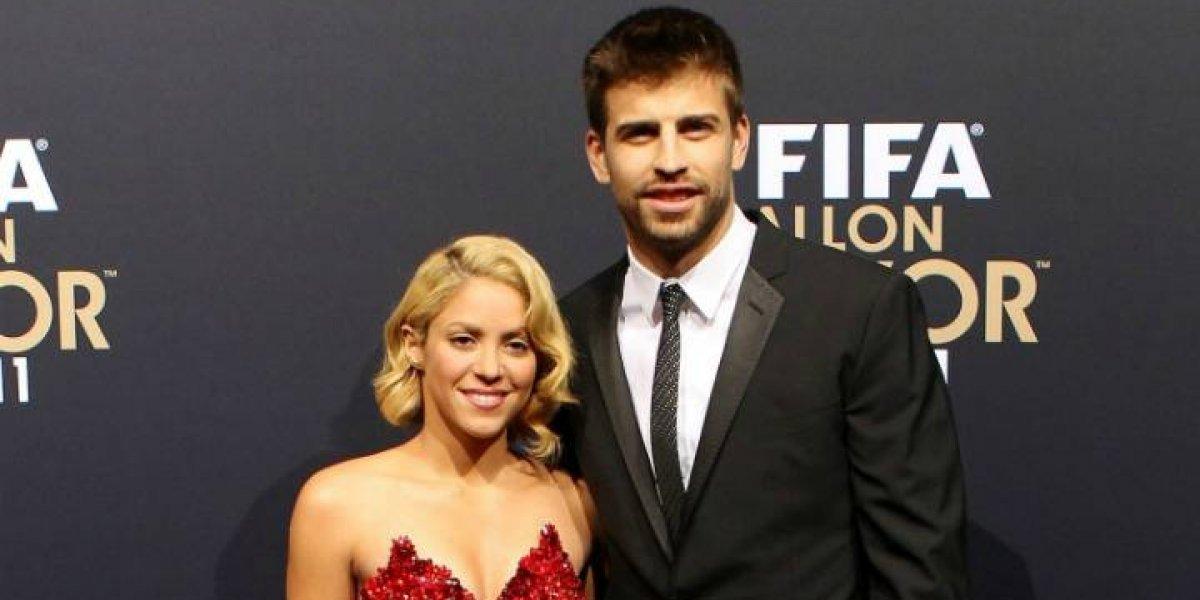 Piqué deja en claro que no hay separación con Shakira