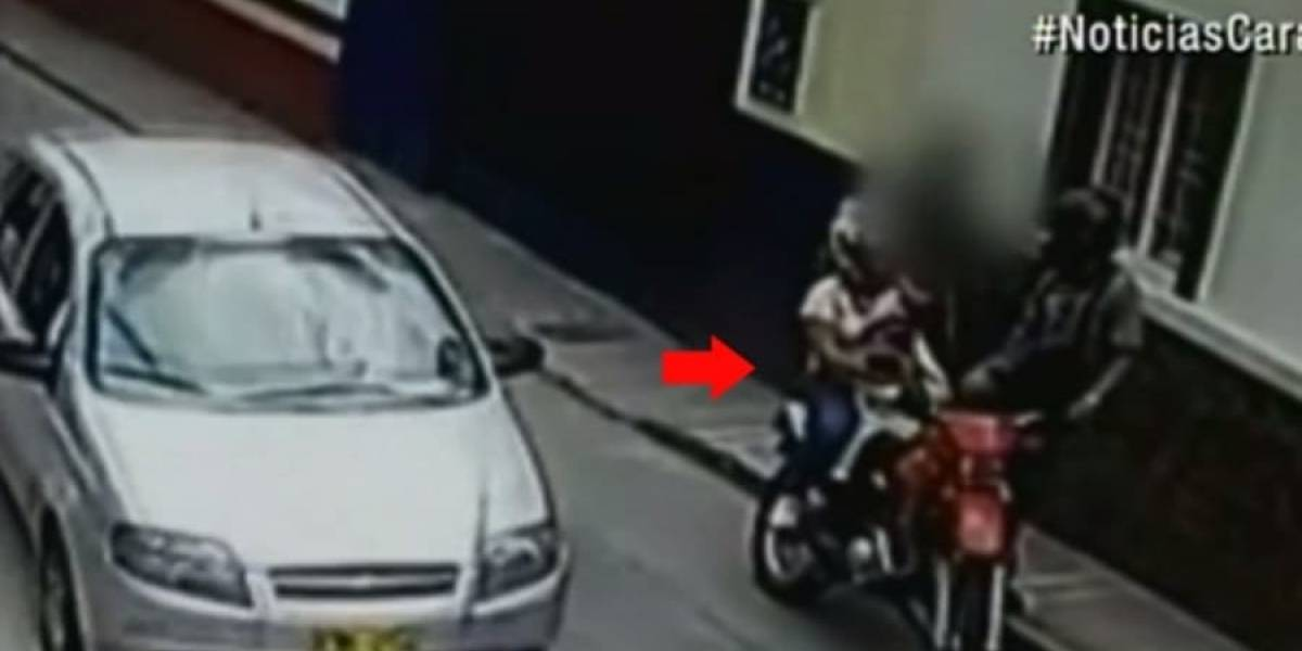 Capturan a pareja que usaba a su bebé para robar en Bucaramanga