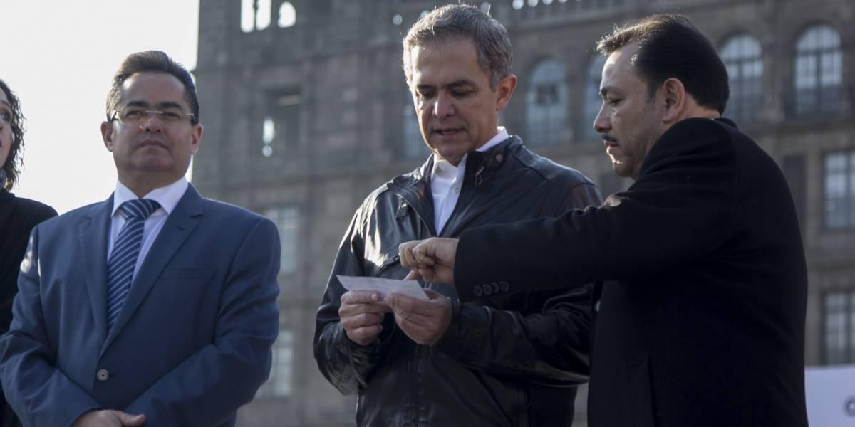 Serrano renuncia a la Semovi de la CdMx