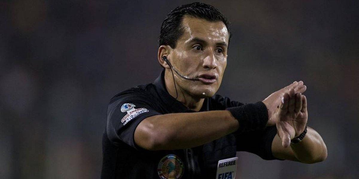 """Enrique Osses le respondió a Jorge Valdivia por polémica arbitral: """"La comisión no soy solo yo"""""""